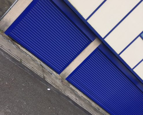 Roller Shutter Security