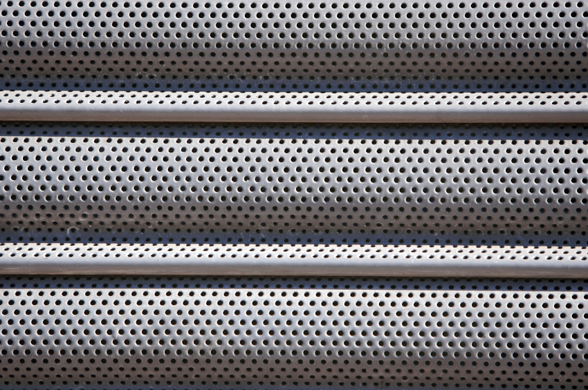 Perforated Shutters Perforated Roller Shutter London